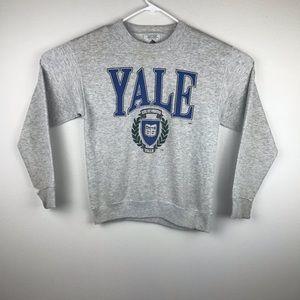 Vintage Yale University Crewneck Sweatshirt